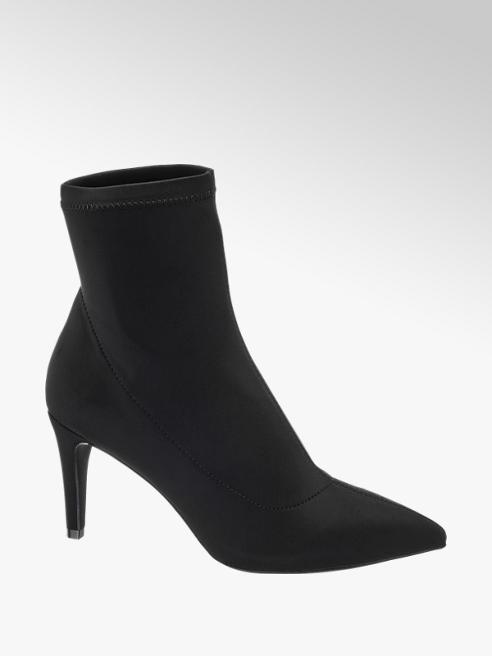 Graceland Nízke ponožkové čižmy