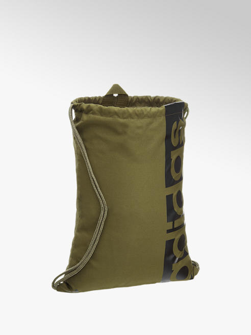 adidas Oliva színű Adidas LIN PER GB tornazsák