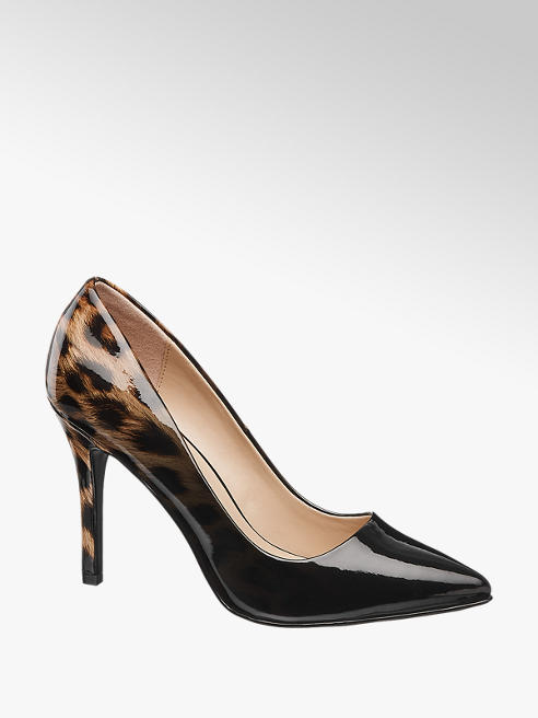 Star Collection Ombre Pumps Lack-Look