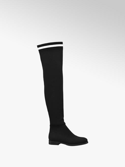 Catwalk Overknee Støvle