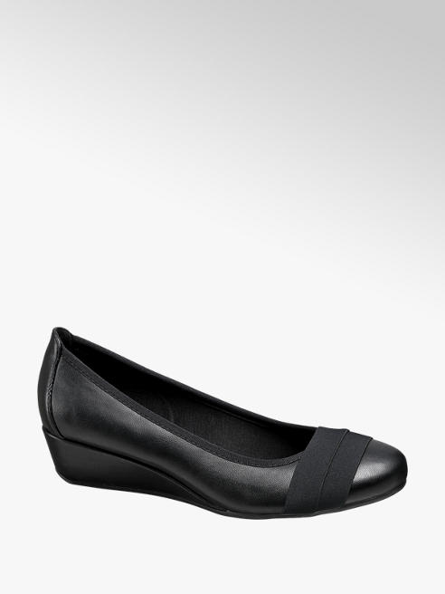 Graceland Pantofi de dama cu toc ortopedic