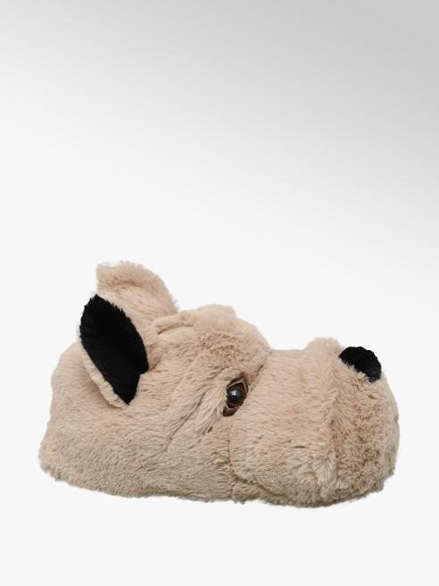 Vty Pantofola a forma di cane