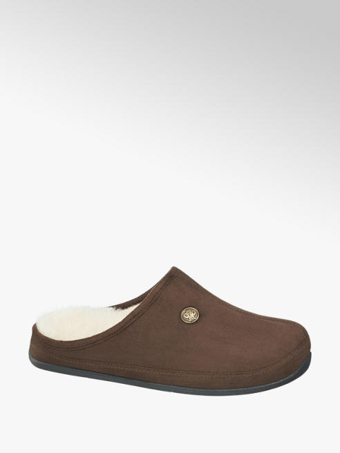 Casa mia Pantofola marrone