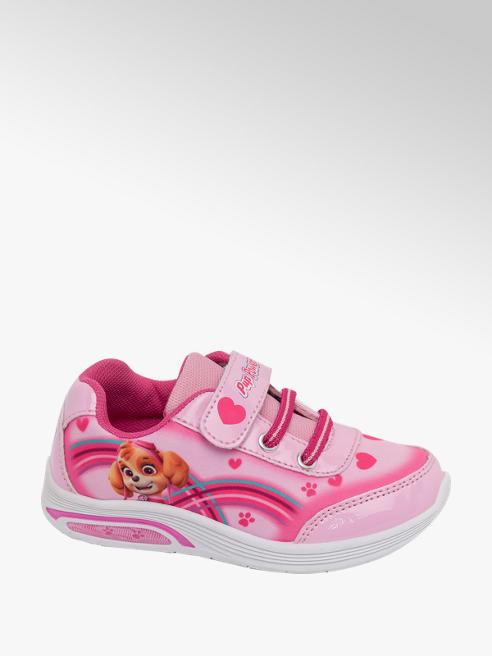 Paw Patrol Infant Girls Pink Paw Patrol Trainers