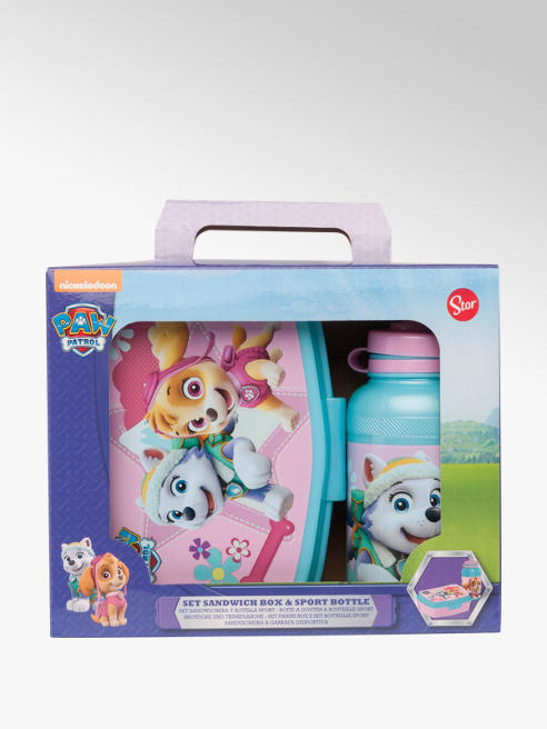 Paw Patrol Lunchbox Set