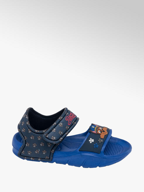 Paw Patrol Toddler Boys Paw Patrol Blue Velcro Strap Sandals