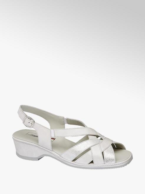 Medicus Perleťové kožené komfortní sandály Medicus