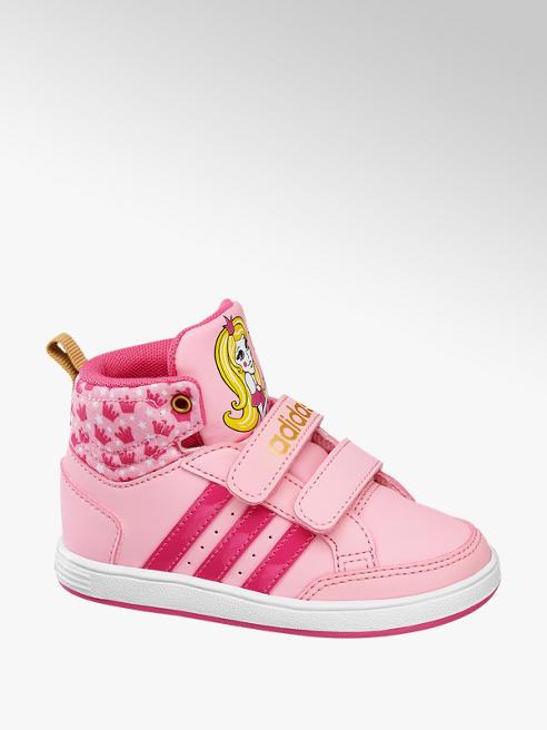 adidas Pink HOOPS CMF MID INF sportcipő