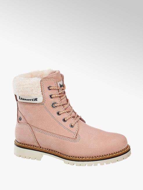 Landrover Pink bélelt bakancs