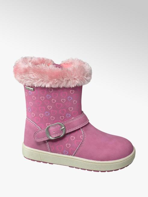 Cortina Pink bélelt lány csizma