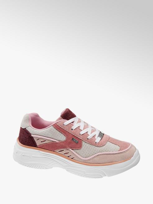 MEXX Pink női chunky sneaker