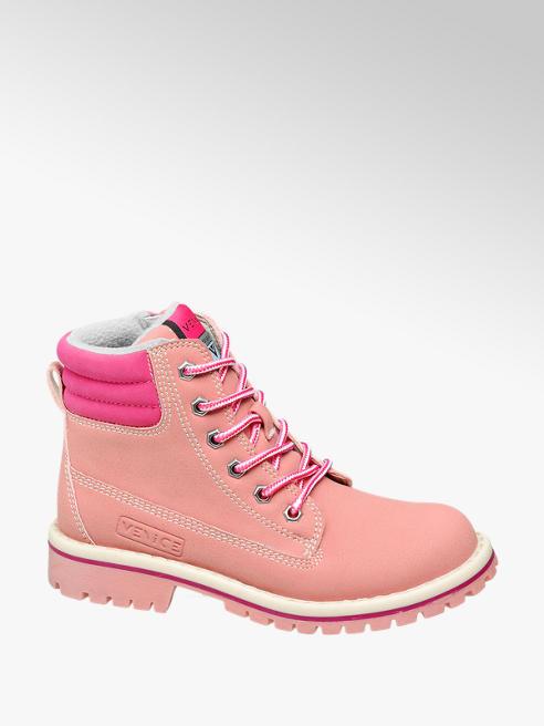 Venice Pink színű bakancs