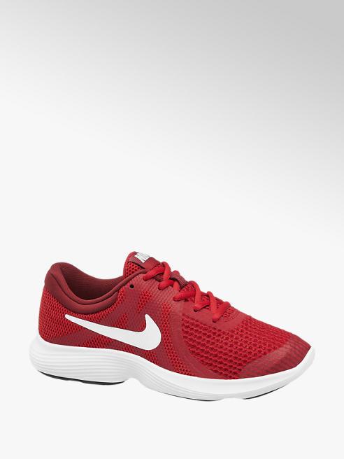 Nike Piros kamasz sportcipő