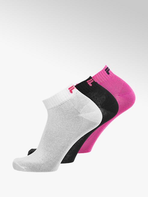 Fila Ponožky Fila – 3 páry