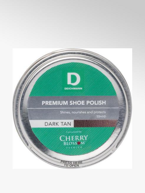 Dark Tan Shoe Polish