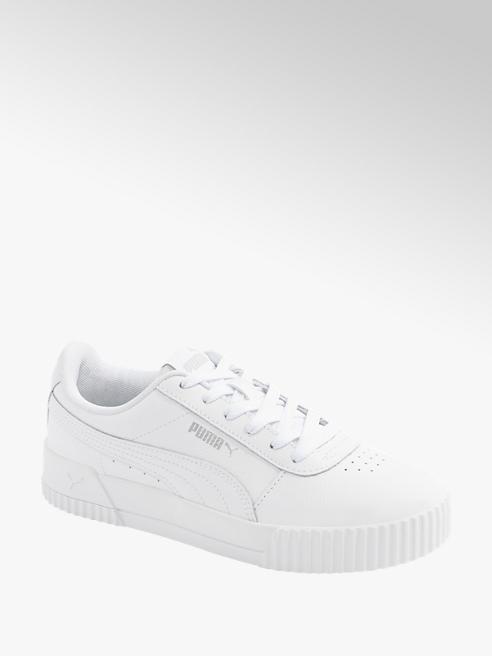 Puma Leder Sneaker CARINA in Weiß