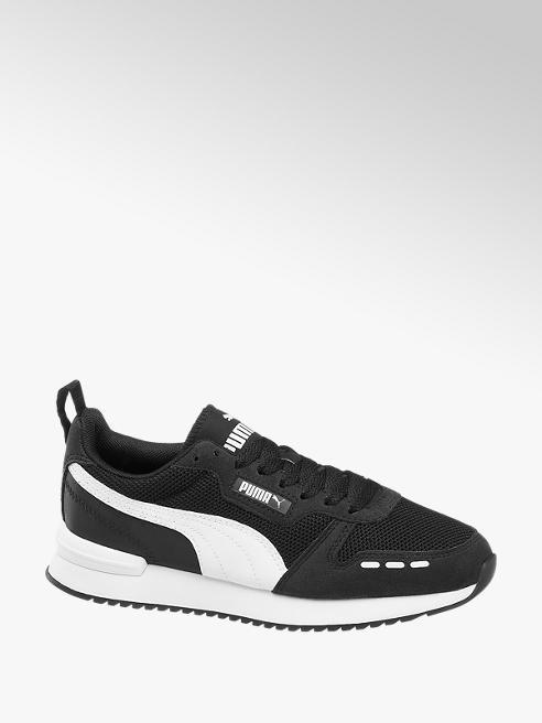 Puma Sneaker R78 in Schwarz