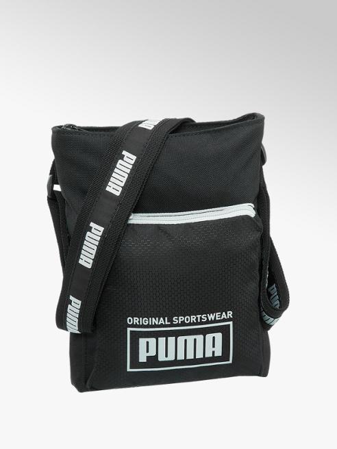 Puma Umhängetasche in Schwarz