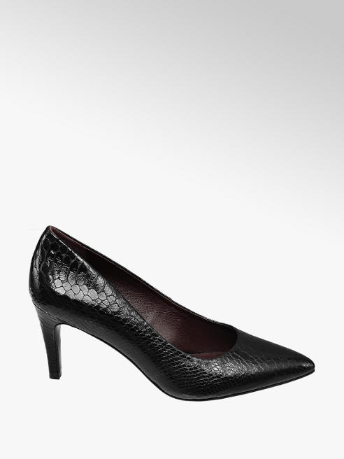 Graceland Pumps Reptil-Look