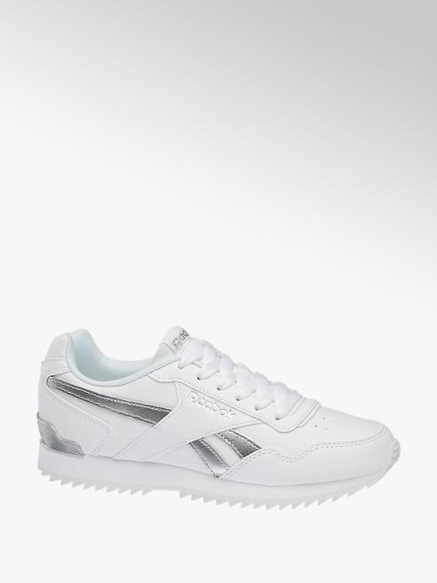 Reebok Leder Sneaker ROYAL GLIDE RIPPLE CLIP in Weiß