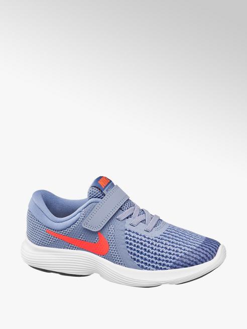 NIKE Revolution 4 (PS) Lightweight Sneaker