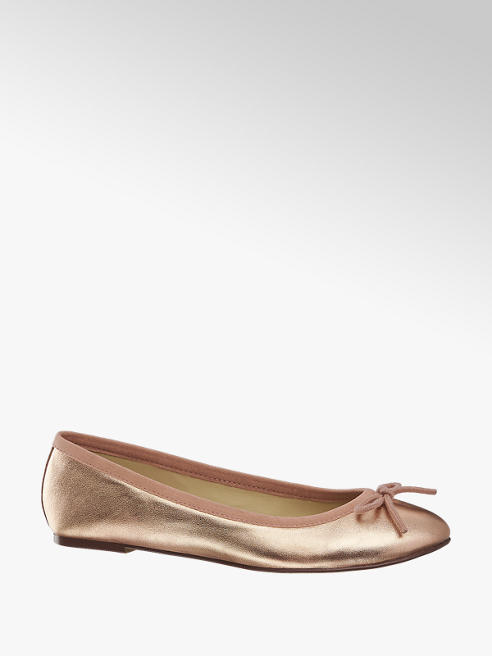 5th Avenue Rosegold masnis balerina