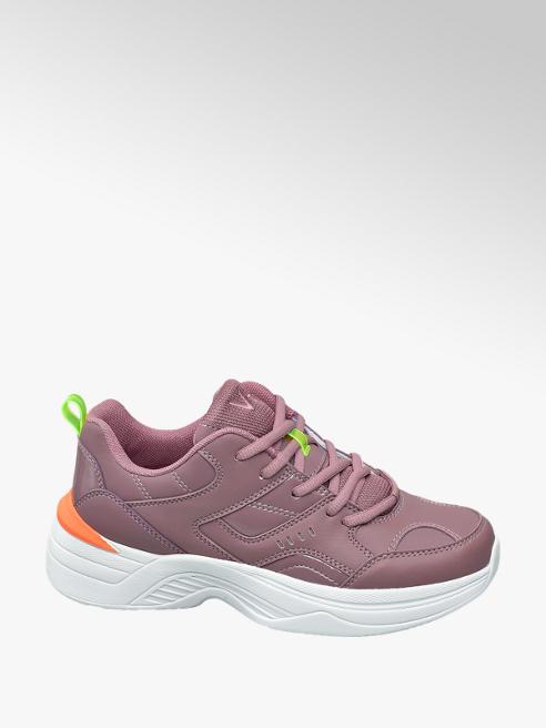 Vty Růžové chunky tenisky Vty