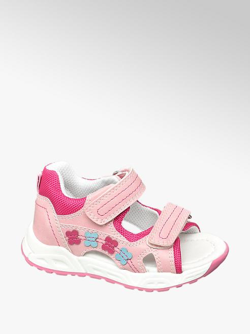Cupcake Couture Růžové dětské sandálky Cupcake Couture