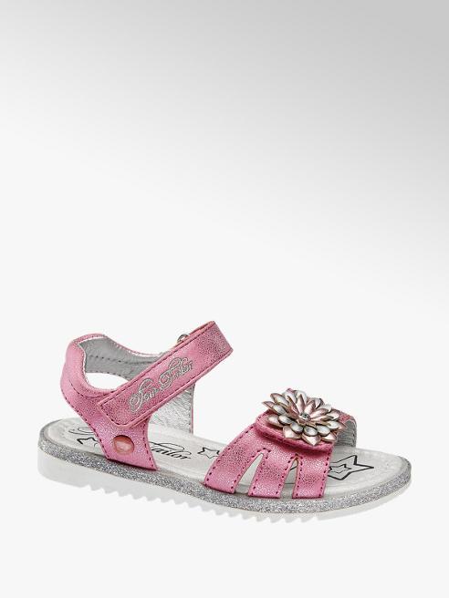 Tom Tailor Růžové dětské sandály Tom Tailor na suchý zip