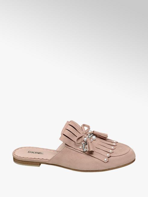 Graceland Růžové pantofle Graceland