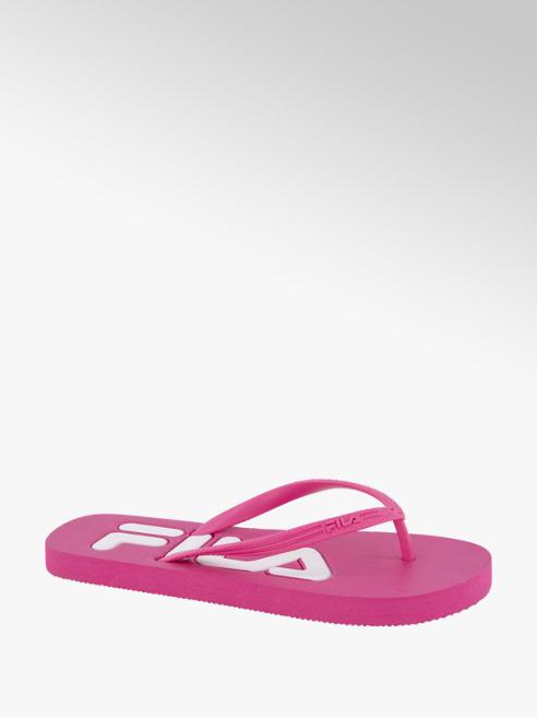 Fila Růžové plážové žabky Fila