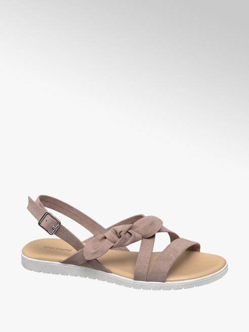 Graceland Růžové sandály Graceland