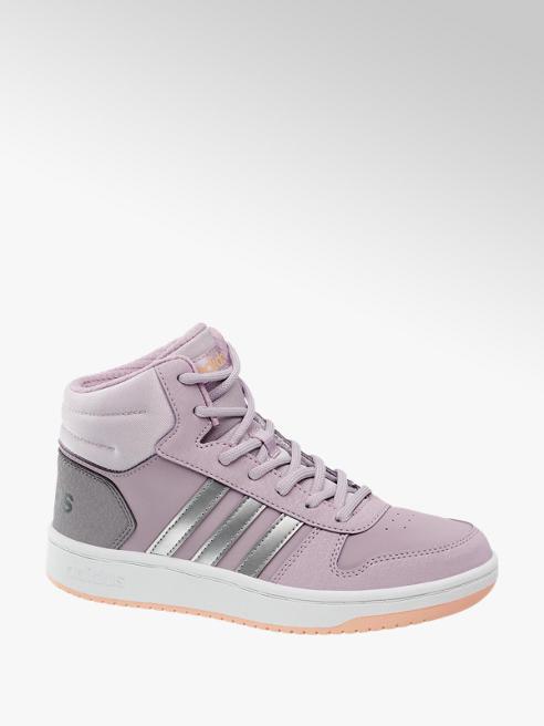 adidas sneakersy dziecięce adidas Hoops Mid 2.0 K