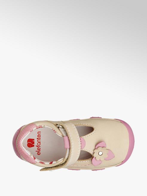 roxy weite m iii m dchen sandale in pfirsich von elefanten. Black Bedroom Furniture Sets. Home Design Ideas