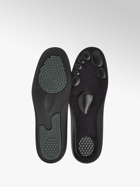 Royal Ultra Light Black Insoles (45-46)