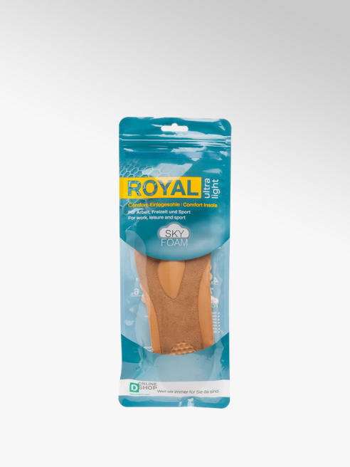 Royal Ultra Light Sky Foam Insoles (39/40)
