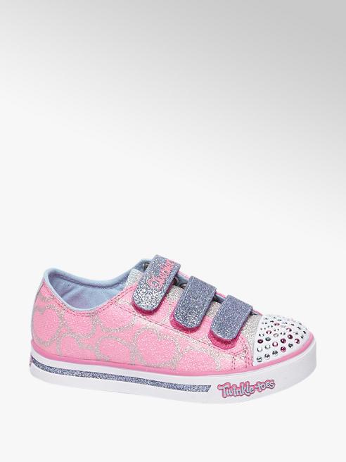 Skechers Roze Twinkle Toes