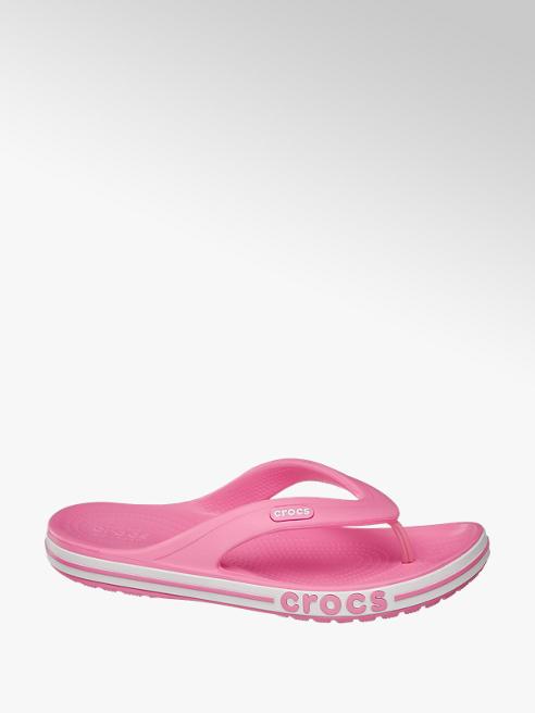 Crocs Ružové žabky Crocs