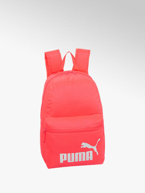 Puma Ružový batoh Puma Phase Backpack