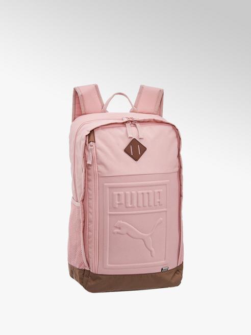 Puma Ružový batoh Puma S Backpack