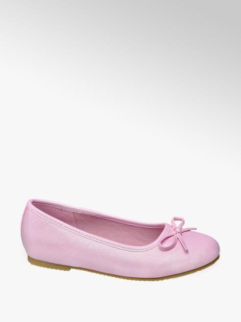 Graceland Ružové dievčenské balerínky Graceland