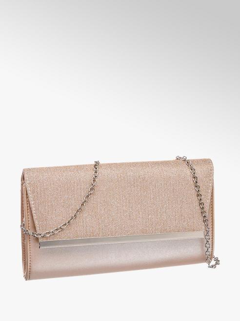 Graceland Ružová listová kabelka Graceland
