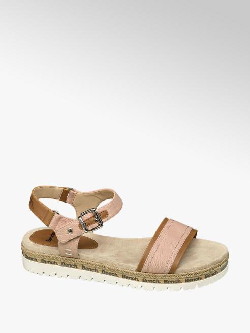 Bench Ružové sandále Bench