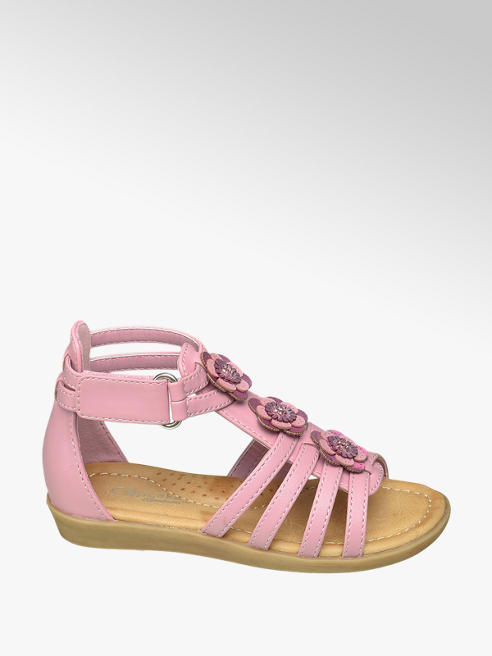 Cupcake Couture Ružové sandále Cupcake Couture