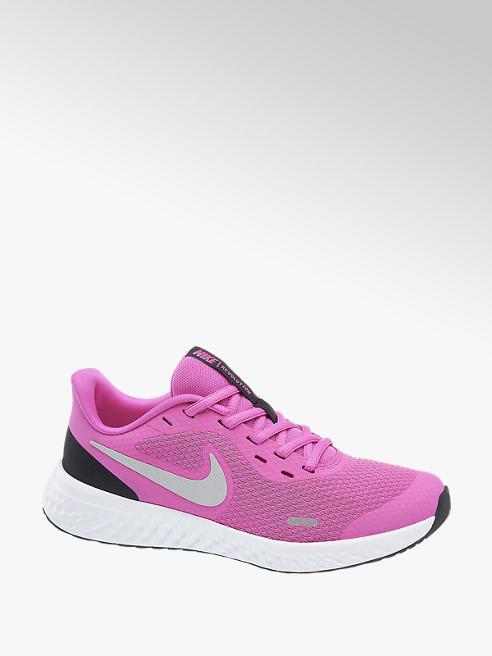 NIKE Ružové tenisky Nike Revolution 5