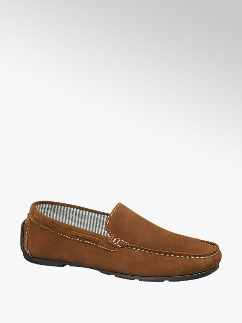Claudio Conti Ruskindsloafer