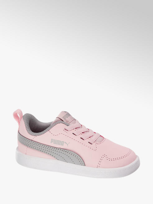 Puma Rózsaszín COURTFLEX INF sneaker