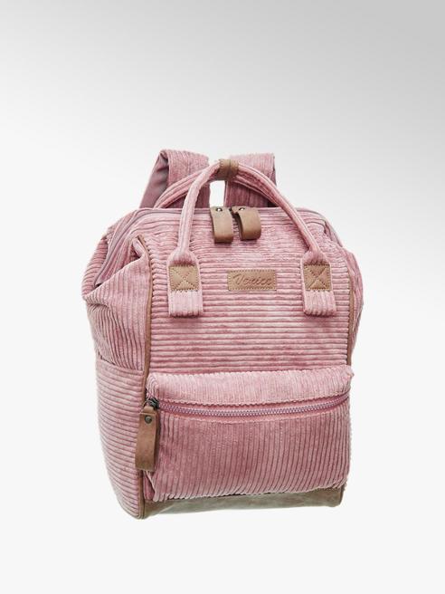 Venice Rózsaszín hátizsák