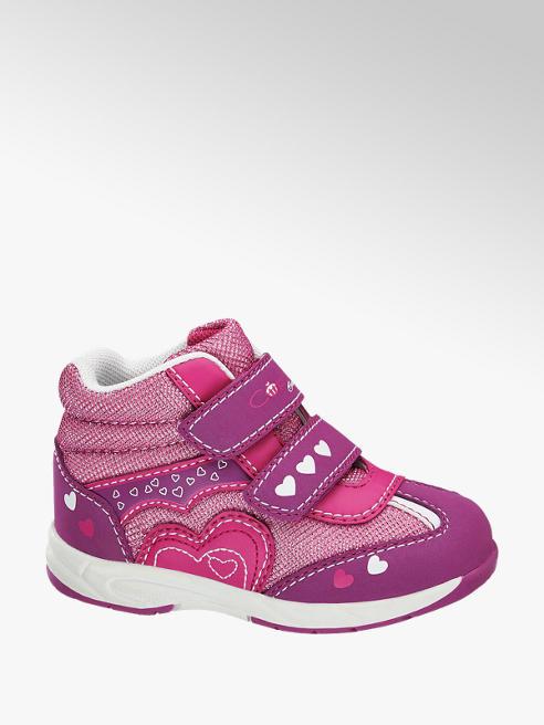 Cupcake Couture Rózsaszín lány babacipő