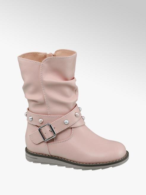 Cupcake Couture Rózsaszín lány csizma